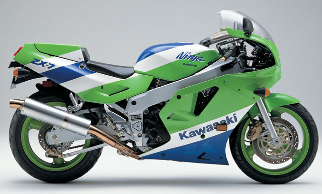 History Of The Kawasaki Ninja Motorcycles