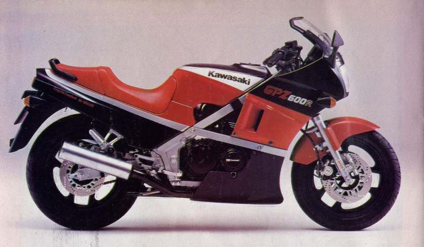 Kawasaki Ninja R Oem Parts